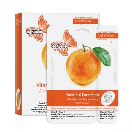 Vitamin C Face Mask (10 masks)